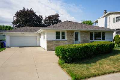 Appleton Single Family Home Active-No Offer: 319 W Michigan