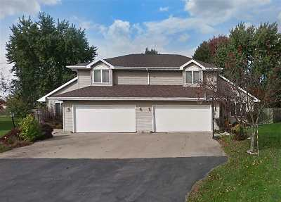 Appleton Multi Family Home Active-Offer No Bump: 2245 Cloudview