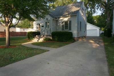Green Bay Single Family Home Active-No Offer: 533 Abrams