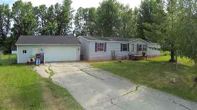 Little Suamico Single Family Home Active-Offer No Bump: 1254 Melissa