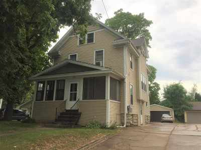 Oshkosh Multi Family Home Active-No Offer: 1435 Ohio