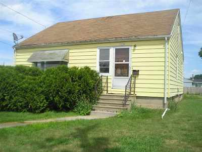 Oshkosh Single Family Home Active-No Offer: 1220 N Sawyer