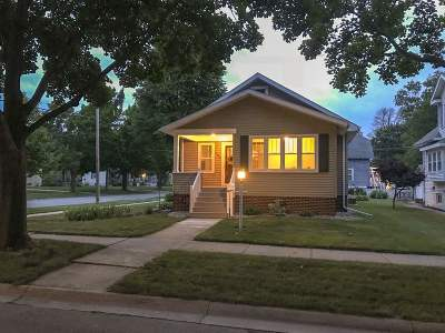 Green Bay Single Family Home Active-No Offer: 503 Vroman