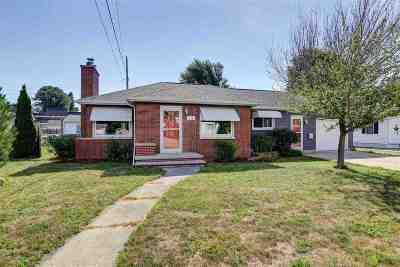 Kimberly Single Family Home Active-Offer No Bump: 115 S Washington