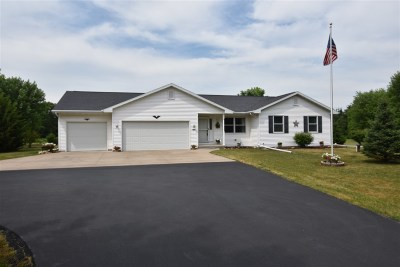 Oshkosh Single Family Home Active-Offer No Bump: 2264 Indian Point
