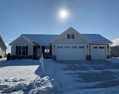 Appleton Single Family Home Active-No Offer: 3540 Tulip