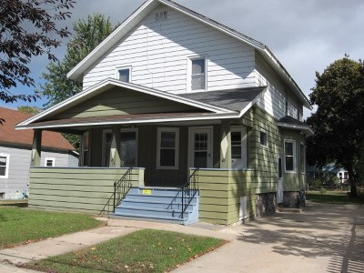 Shawano Single Family Home Active-No Offer: 138 S Andrews