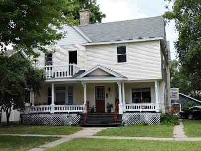 Appleton Multi Family Home Active-No Offer: 414 W 5th