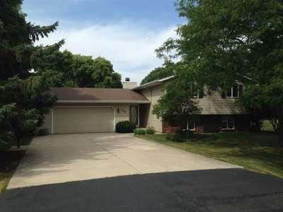 Oshkosh Single Family Home Active-No Offer: 469 Oak Park