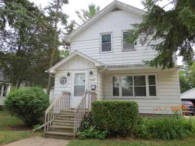 Oshkosh Single Family Home Active-No Offer: 1209 W New York