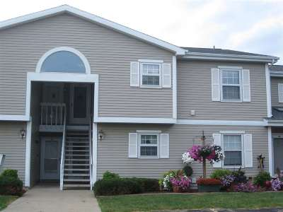 Menasha Condo/Townhouse Active-No Offer: 1294 Wittmann Park