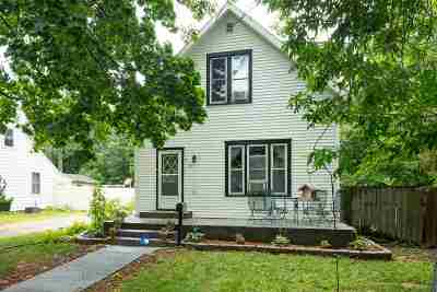 Neenah Single Family Home Active-No Offer: 416 6th