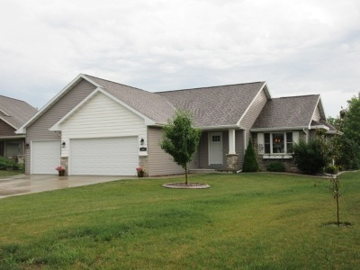 Neenah Single Family Home Active-Offer No Bump: 1292 Lori