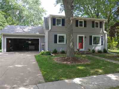 Neenah Single Family Home Active-No Offer: 131 Plummer