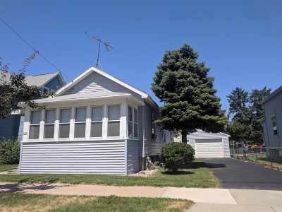 Oshkosh Single Family Home Active-No Offer: 1238 Harney