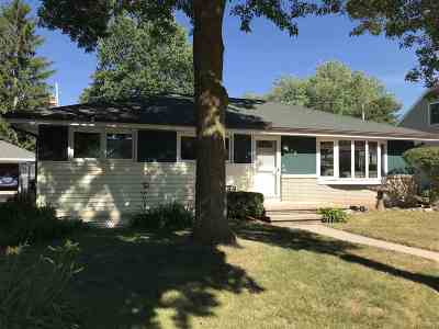 Appleton Single Family Home Active-No Offer: 836 S Christine