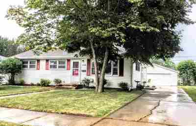 Appleton Single Family Home Active-No Offer: 312 S Christine