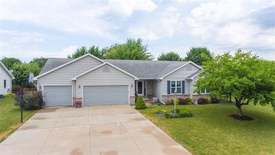 Appleton Single Family Home Active-No Offer: W5842 Easter Lily