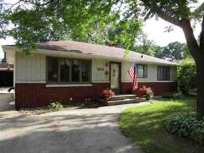 Appleton Single Family Home Active-No Offer: 1011 Red Oak