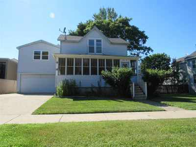 Oconto Single Family Home Active-No Offer: 313 Michigan