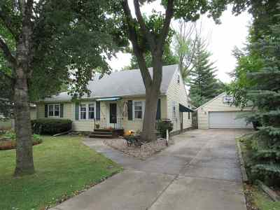 Appleton Single Family Home Active-No Offer: 1702 S Perkins
