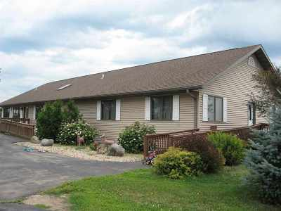 Shawano County Single Family Home Active-No Offer: N4068 Hwy T