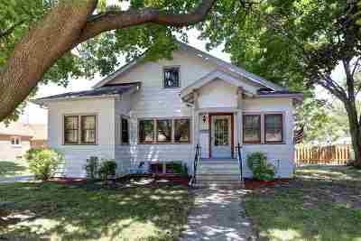 Oshkosh Single Family Home Active-No Offer: 750 Evans