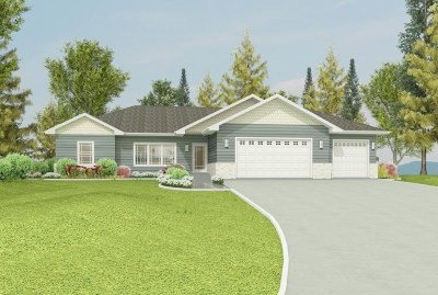Sobieski Single Family Home Active-Offer No Bump: 1015 Eagle