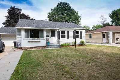 Appleton Single Family Home Active-No Offer: 1900 S Memorial