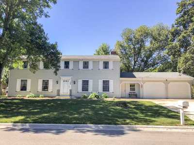 Green Bay Single Family Home Active-No Offer: 700 Bordeaux Rue