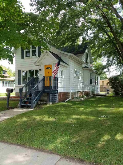 Neenah Single Family Home Active-No Offer: 516 Church