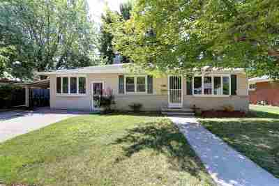 Neenah Single Family Home Active-No Offer: 413 Quarry