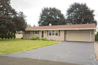 Appleton Single Family Home Active-No Offer: 933 Louise