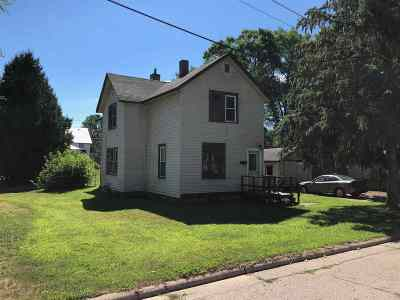 Shawano County Multi Family Home Active-No Offer: 812 S River