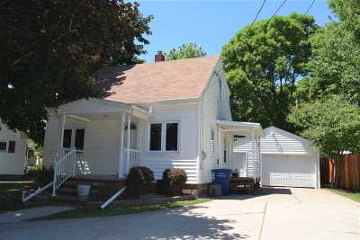 Combined Locks Single Family Home Active-Offer No Bump: 232 Elm