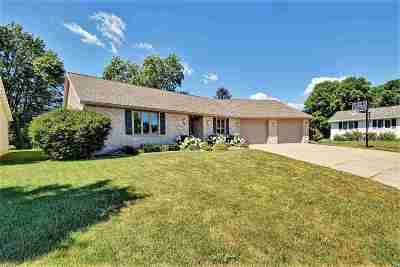 Green Bay Single Family Home Active-Offer No Bump: 1670 Penny