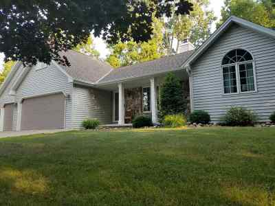 Howard, Suamico Single Family Home Active-No Offer: 2769 Elmwood