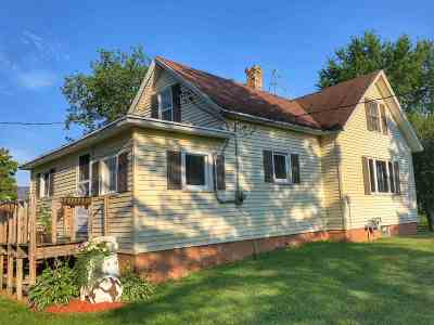Krakow Single Family Home Active-No Offer: 2770 Hwy 32