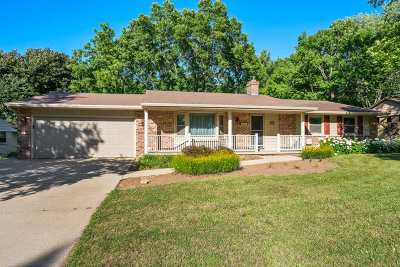 Green Bay Single Family Home Active-No Offer: 648 Mt Mary