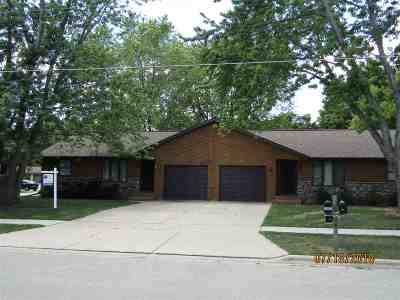 Green Bay Multi Family Home Active-No Offer: 1363 Rockwell