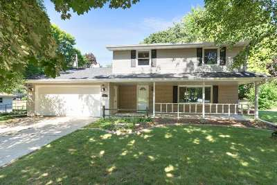 Green Bay Single Family Home Active-No Offer: 123 Joan