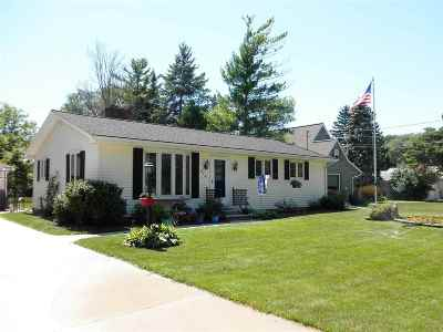 Green Bay Single Family Home Active-No Offer: 514 Beaupre