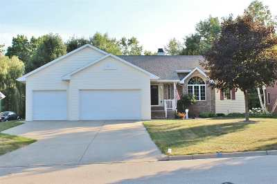 Howard Single Family Home Active-Offer No Bump: 1569 Redstone
