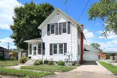 Gillett Single Family Home Active-Offer No Bump: 205 E 1st