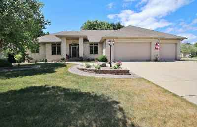 Green Bay Single Family Home Active-No Offer: 396 Northway
