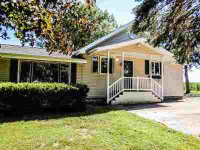 Oconto Falls Single Family Home Active-No Offer: 8699 Hwy 22