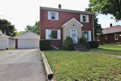 Luxemburg Single Family Home Active-No Offer: 318 Main
