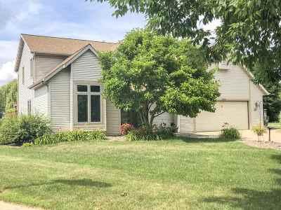 Green Bay Single Family Home Active-No Offer: 3860 W Ontonagon
