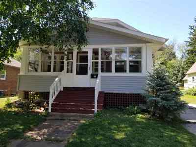 Green Bay Single Family Home Active-No Offer: 1230 S Clay