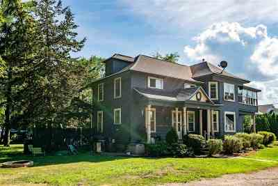 Winneconne Multi Family Home Active-Offer No Bump: 333 Adams